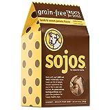Sojos Crunchy Natural Grain Free Dog Treats, Lamb & Sweet Potato, 10-Ounce Box