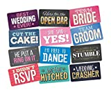 Generic Party Propz Wedding Photobooth Set Of 12