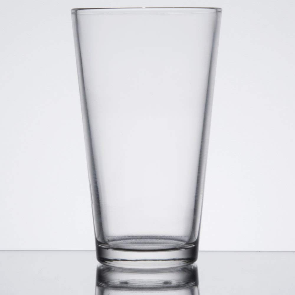 Circleware 04128/AM Huge 24-Piece Set of Highball Tumbler Drinking Glasses 16 oz. Home & Kitchen Party Heavy Base Clear Glassware Cups for Water, Beer, Juice, Ice Tea, Bar Beverages Simple Home 24pc by Circleware (Image #6)