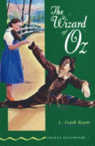 Wizard of Oz (Oxford Bookworms, Green)
