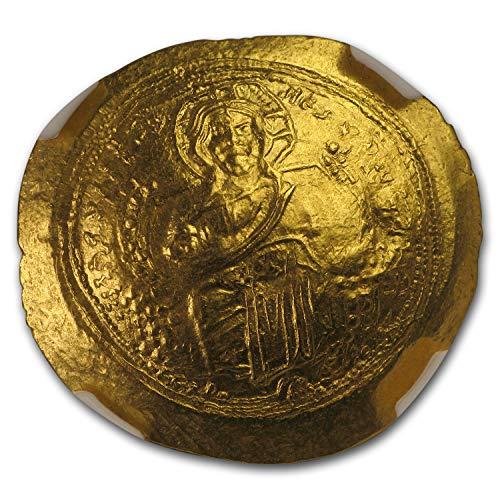 1042 IT Byzantine Gold Hist. Nomisma Constantine IX (1042-1055 AD) MS NGC Gold Mint State NGC