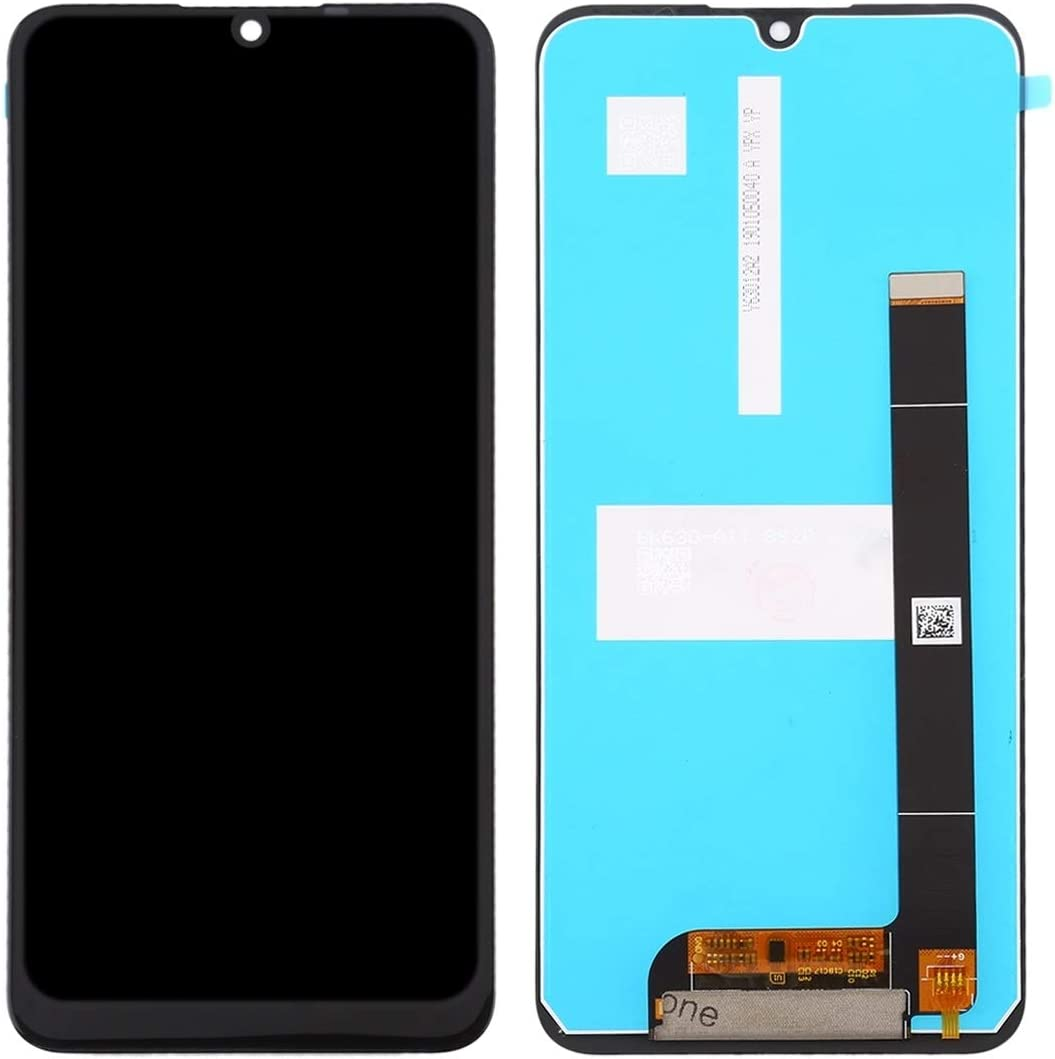 XIAOMIN LCD Screen and Digitizer Full Assembly for Wiko View3 Pro Replacement