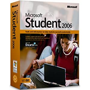 Microsoft Student 2006 DVD [Old Version]