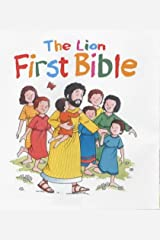 The Lion First Bible (Bible Stories) Hardcover