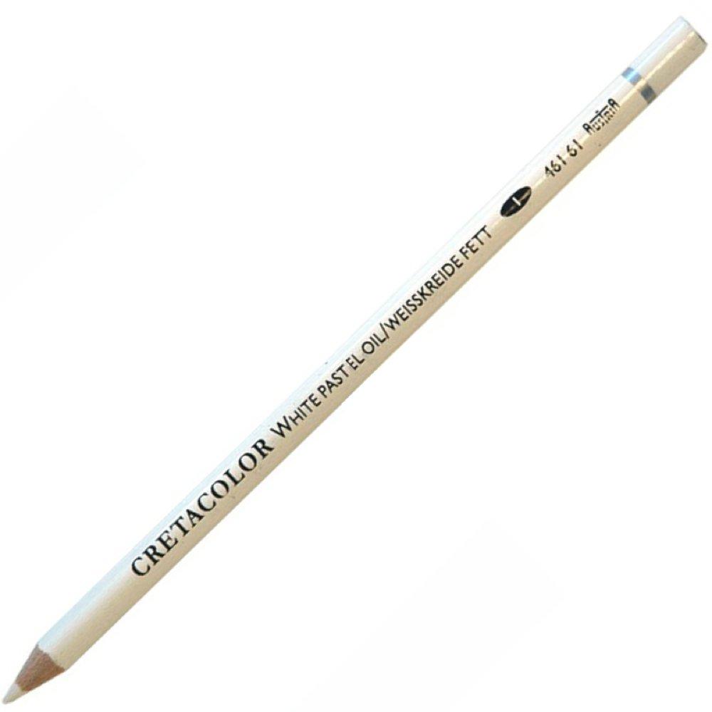 Cretacolor Artist Oil Pencil White SAVOIR-FAIRE