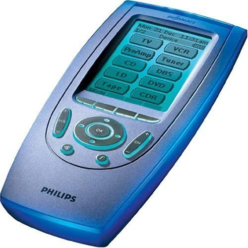 Discontinued by Manufacturer Philips TSU500 Pronto Neo LCD Universal Touch Screen Remote Control