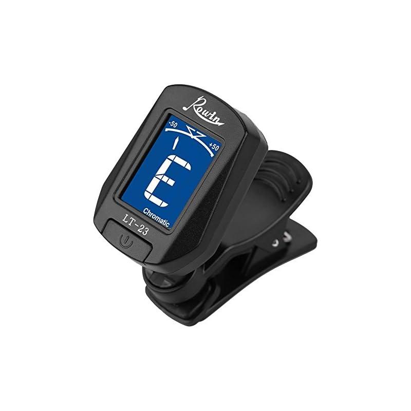 Rowin LT-23 Mini Clip On Tuner Digital T