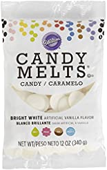 Wilton Candy Melts Flavored 12oz, Bright...