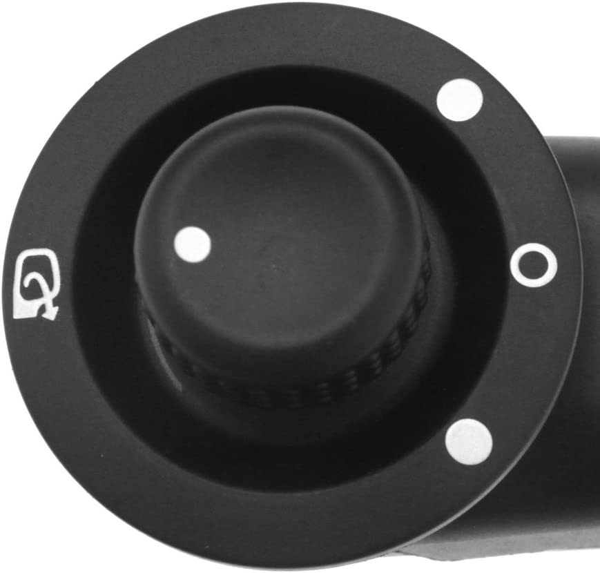 Car Mirror Adjustment Switch with Fold-in Function OEM 8200109014 8200676533