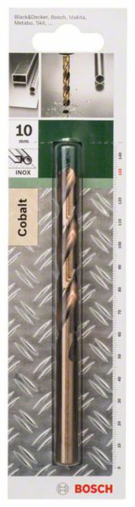 /Ø 4 mm Bosch Metallbohrer Cobalt