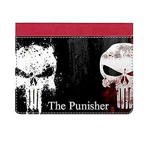 Generic For Ipad 2 Gen 3 Gen 4 Gen Printing Bloody The Punisher Skull Logo Bundle Cover Slim Back Phone Case For Girl Choose Design 2