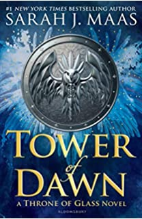 Tower Of Dawn Throne Glass
