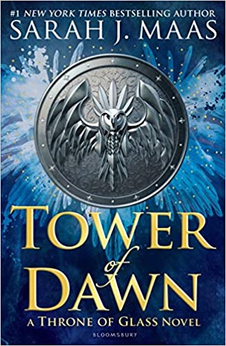 Buy Tower of Dawn (Throne of Glass) Book Online at Low Prices in India | Tower  of Dawn (Throne of Glass) Reviews & Ratings - Amazon.in