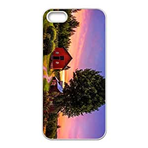 Nature Lnadscape Hight Quality Case for Iphone 5s by icecream design