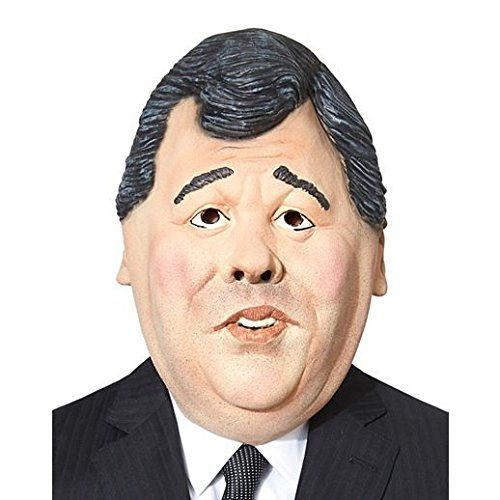 Costume Beautiful Governor Chris Christie Mask -