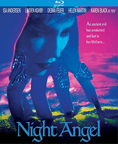 Night Angel (Special Edition) aka Deliver Us from Evil [Blu-ray]