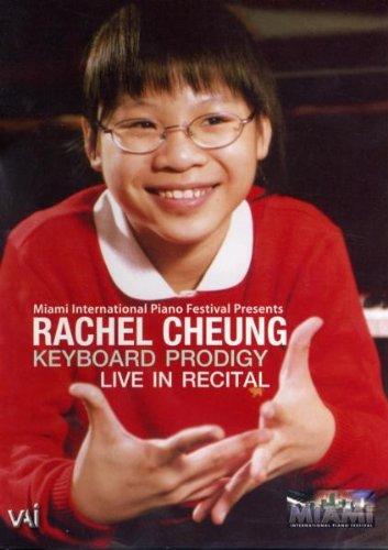Rachel Cheung: Keyboard Prodigy Live in Recital