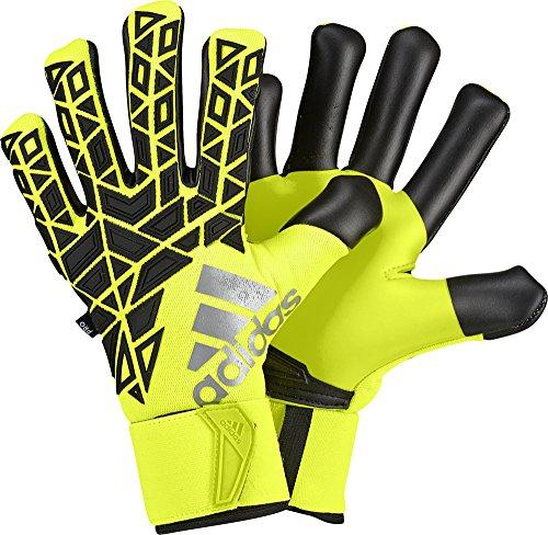 adidas Torwarthandschuhe Ace Pro Handschuhe, Solar Yellow/Black, 7