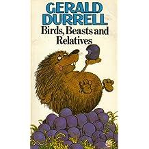 Birds Beasts & Relatives ~ppr