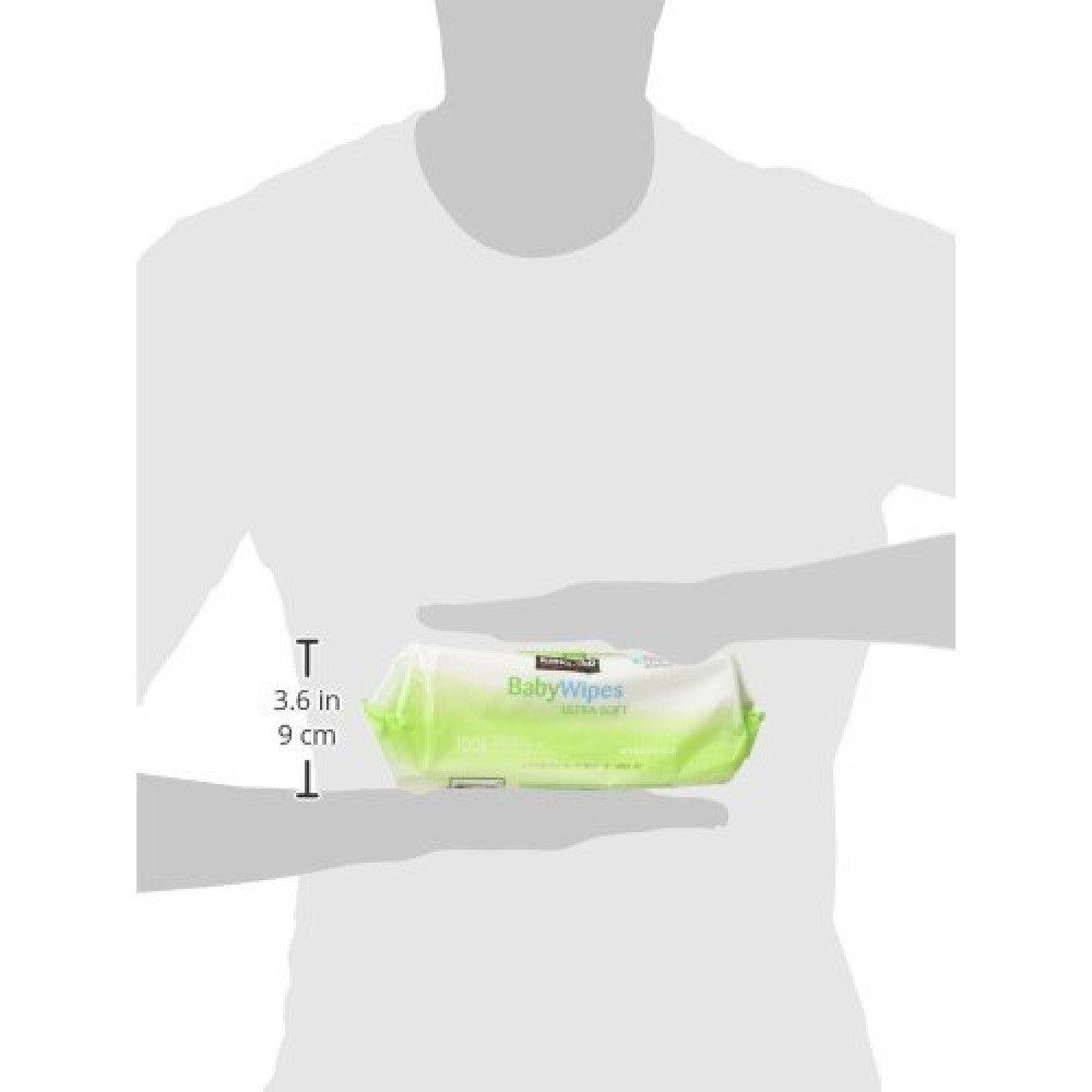 Kirkland Signature toallitas húmedas para bebé 1 Paq. (100 toallitas): Amazon.es: Bebé