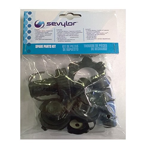 Sevylor 2000020598 Watersports Spare Parts Kit by Sevylor (Image #1)