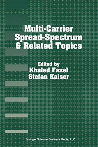 (Multi-Carrier Spread-Spectrum & Related Topics: Third International Workshop, September 26–28, 2001, Oberpfafenhofen,)