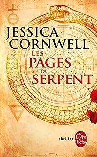 Les pages du serpent 01, Cornwell, Jessica