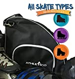 Athletico Ice & Inline Skate Bag - Premium Bag to