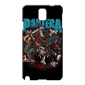 samsung note 3 Brand Back Scratch-proof Protection Cases Covers cell phone carrying covers pantera