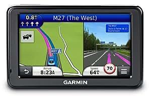 """Garmin Nüvi 2495 LMT - GPS para coches de 4.3"""", mapas de Europa general, negro (010-01001-05)"""