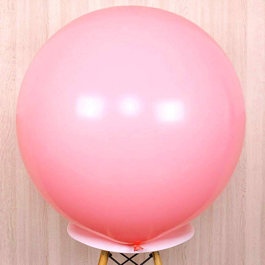 GuassLee Lバルーン 6個入り 36 INCH ホワイト 6 Tai Pink   B07PMYYHL4
