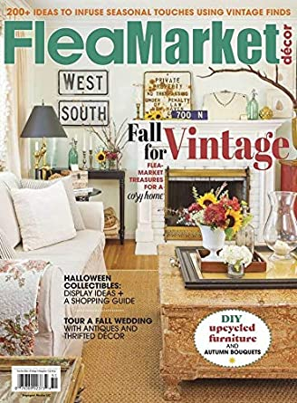 Flea Market Decor Amazon.com Magazines