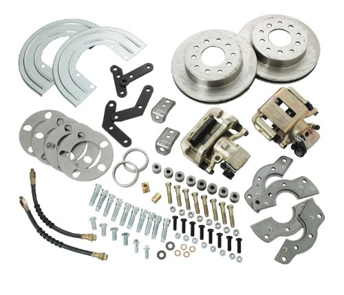 SSBC A111-2 Disc Brake Conversion Kit