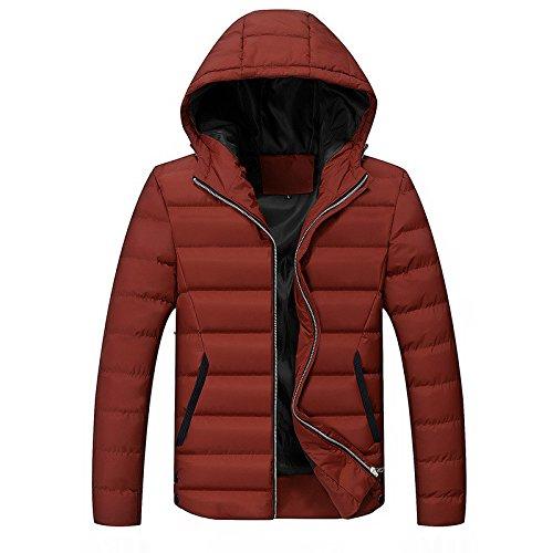 B XL WPEW-Hommes's Coats Mode Homme Manteau Chaud épaississant épaississeHommest Manteau Chaud