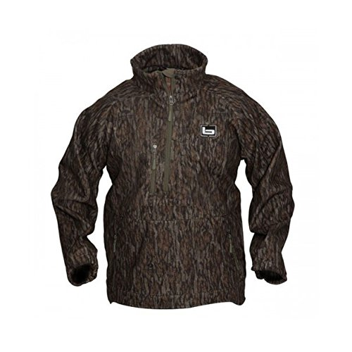 Banded Gear Fleece Quarter Jacket product image