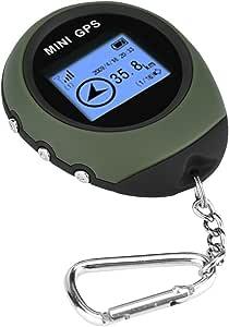 Richer-R Mini Localizador GPS de Mano GPS Tracker Portátil