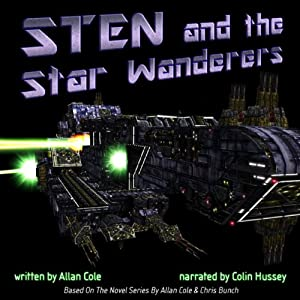Sten and the Star Wanderers Audiobook