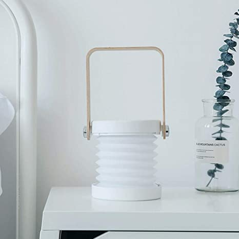 Lámpara Multifuncional Práctica Lámpara de Mesa Decoración ...