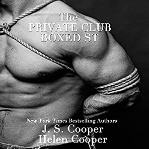 The Private Club Boxed Set Audiobook