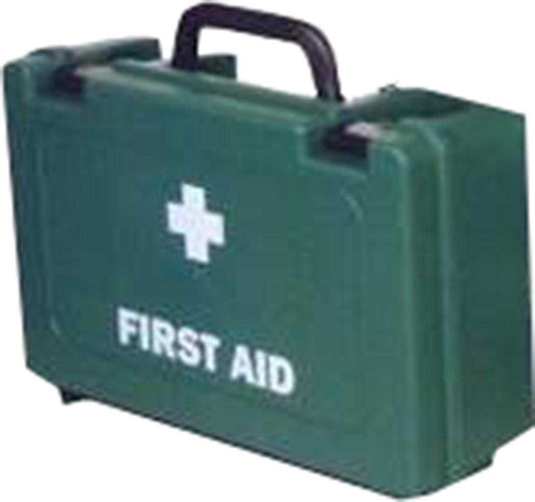 Statutory First Aid Kit 11-20 Economy by Sportsgear US (Image #1)