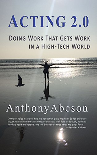 Books On Acting in Amazon Store - Acting 2.0: Doing Work That Gets Work in a High-Tech World