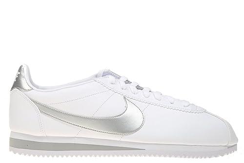 Nike CLASSIC CORTEZ en Blanco, talla 44: Amazon.es: Zapatos y complementos