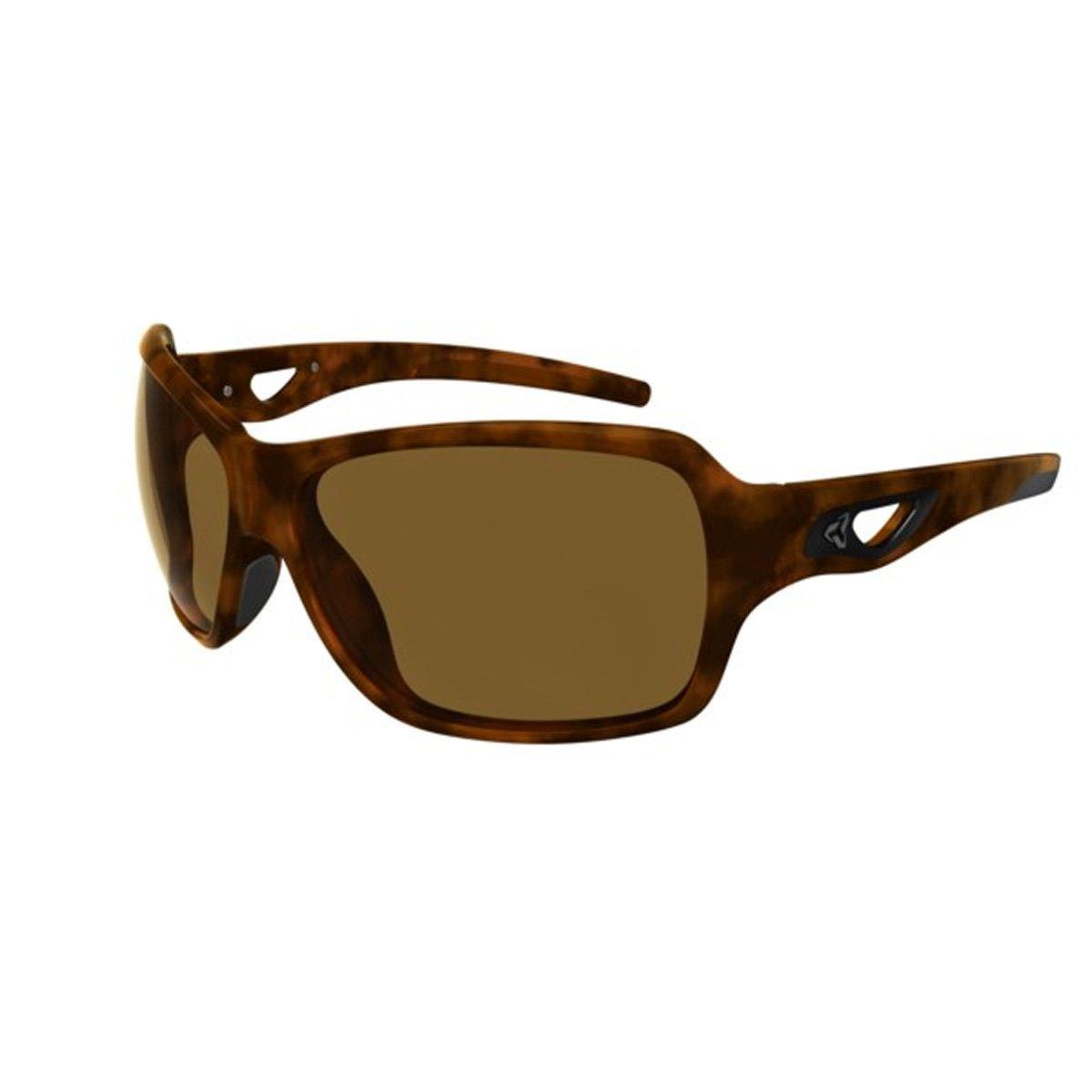 Ryders Eyewear Carlita Antifogサングラス – 2トーン  DEMI / BROWN LENS ANTI-FOG B07BKPZS15