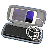 Hard Case for Portable Charger RAVPower 22000mAh 5.8A Output 3-Port Power Bank USB Battery Pack by Baval (Big)