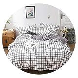 Small Radish Head-bedandbath Comforter Bedding Sets Bedding Pink,as picture19,Full Size (4pcs)
