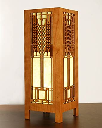 Lovely Frank Lloyd Wright Tree Of Life Lightbox Accent Lamp