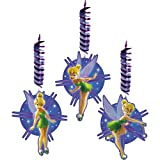 Disney's Tinker Bell Danglers, 3-Count Packages (Pack of 3)