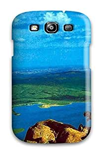 New Style JessicaBMcrae Hard Case Cover For Galaxy S3- Nature S