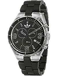 Cambridge Black Dial Unisex Watch ADH2542. adidas