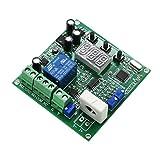 B Blesiya (Working DC12V) 0-50A AC Current Sensor Detection Switch Output